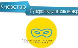 Суперопределитель номера Киевстар — лёгкий способ проверить скрытый номер