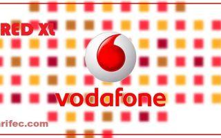 Тариф Vodafone red xl — выгодные звонки за границу