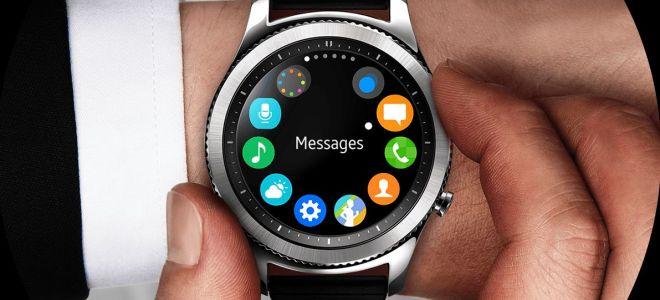 Умные часы Самсунг — обзор новинок
