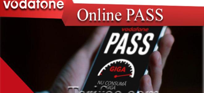 Vodafone Online PASS