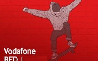Тариф водафон ред л — условия и подключения (Vodafone Red L)