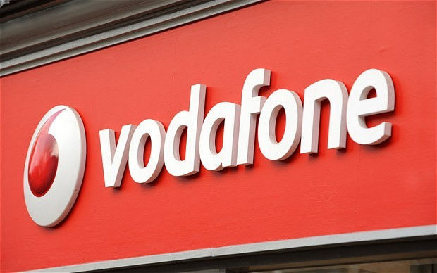 vodafone red business l