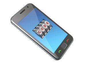 как найти пин код телефона