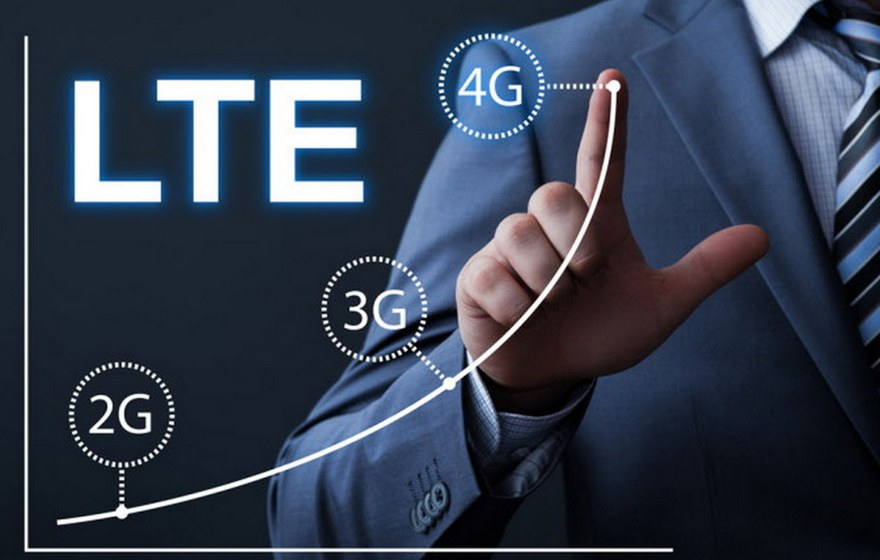 достоинства технологии 4G Украина