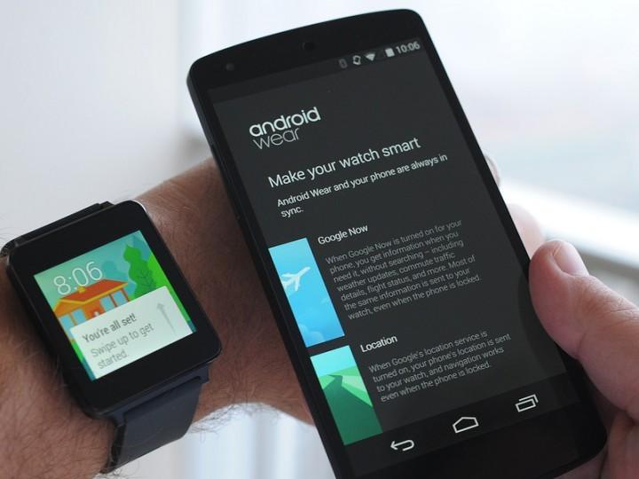 как установить приложение на смарт часы