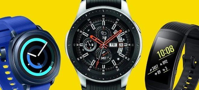 Часы samsung galaxy gear: обзор линейки