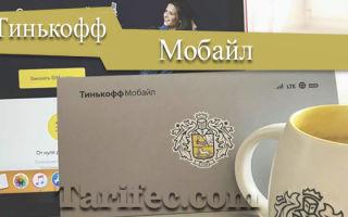 Тинькофф мобайл – выгодный роуминг и большой выбор доступных услуг