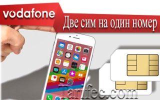 Две сим карты на один номер МТС Украина: в чем фишка