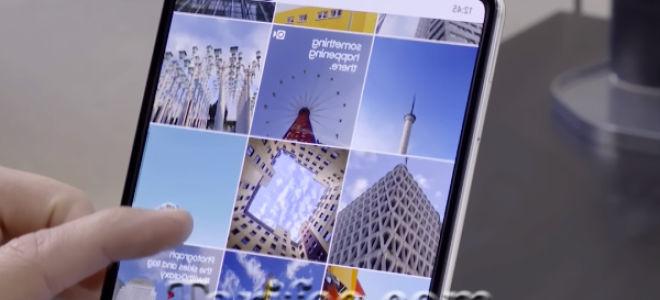 Смартфон с гибким экраном: когда наступит будущее