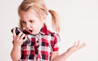 Телефон для ребенка 7 лет: недорогой гаджет с базовым набором функций