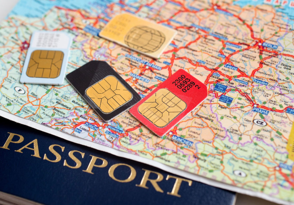 many sim cards with the europe map on background of a passport 1200x837 1024x714 - %h1
