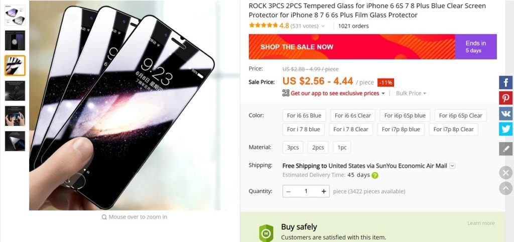 iPhone Protective Glasses Set 1024x484 - %h1