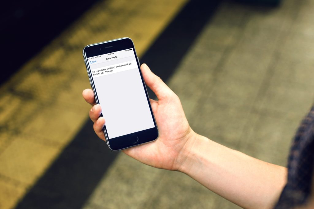 Настройка автоответчика на Iphone: включить, отключить услугу