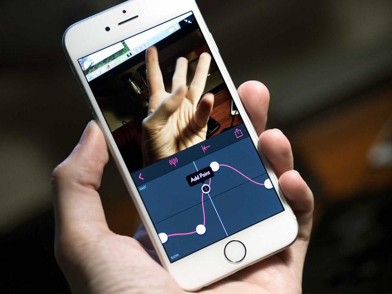 Как замедлить видео на iPhone